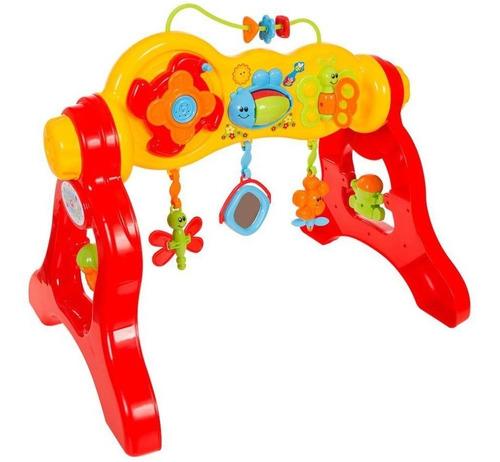 Play Gym Centro De Atividades Para Bebê