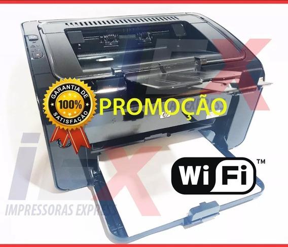 Impressora Hp P1102w P1102 Wifi Toner 85a