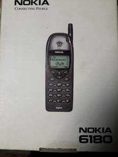 Celular Nokia 6180 Não Liga
