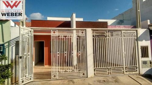 Casa 2 Dorm, 53 M² Á Venda 155.000,00 Jardim Santa Marta, Sorocaba/sp - 706