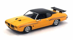 Malibu 1970 Pontiac Gto Dazed & Confused 1/64 Loose