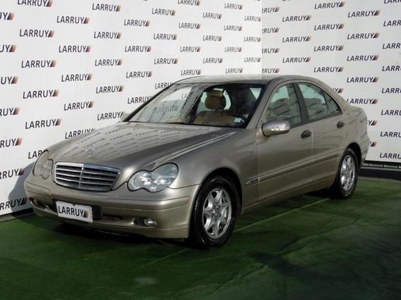 Mercedes Benz C 180 K 1.8 Aut 2003