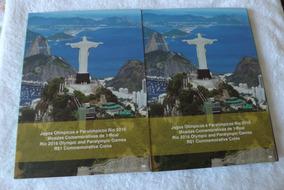 Album Olimpiadas Sem Bandeira Com Capsulas
