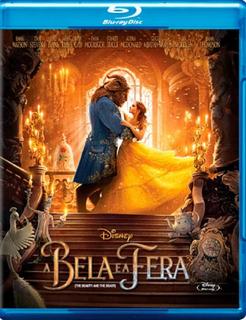 A Bela E A Fera - Blu Ray Filme Drama