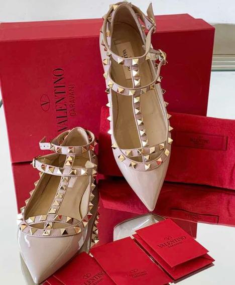 Sapatilha Valentino Rockstuds Original