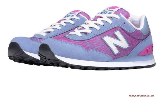 Tenis New Balance 515 Original Mujer (wl515sfa) Envío Gratis