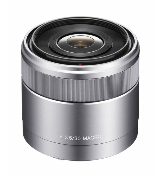 Lente Sony Macro Sel30m35, Para Camara Alpha Nex