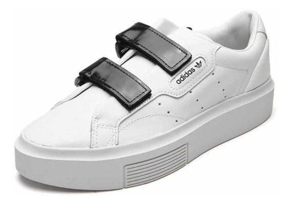 Tênis adidas Sleek Super Branco 37+
