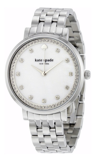 Reloj Kate Spade Live Colorfully Acero Mujer 1yru0820