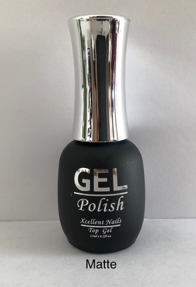 Color Gel Esmalte Uñas Mate Gel Polish 15ml