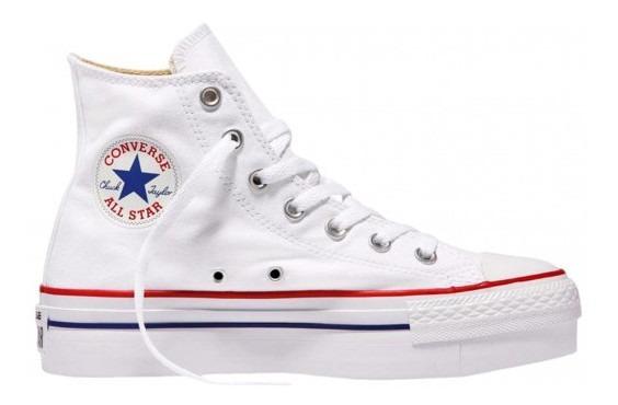 Zapatillas Converse Chuck Taylor All Star Platform Hi Newspo