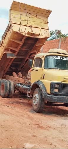 Imagem 1 de 4 de Caminhão Caçamba Truck - Mercedes Bens 1513