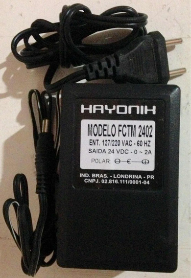 Fonte Chaveada Fctm-2402 24vdc - 2a Hayonik