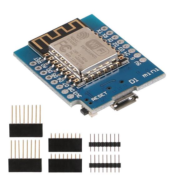 Kit 3 Un Módulo Esp8266 D1 Mini - Wifi