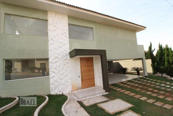 Sobrado De Condomínio Com 4 Dorms, Parque Residencial Damha Iv, São José Do Rio Preto - R$ 1.2 Mi, Cod: 6678 - V6678