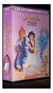 Aladdin Coleccion En Dvd - Audio Latino