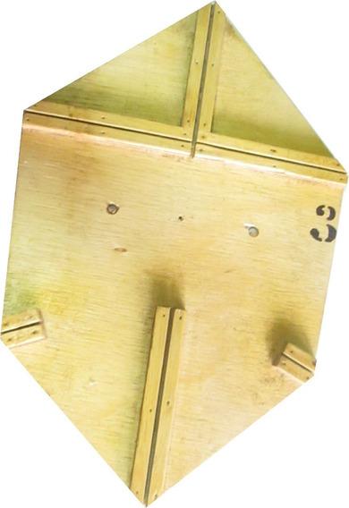 Forma Gabarito Profissional Para Fazer Pipa 50cm