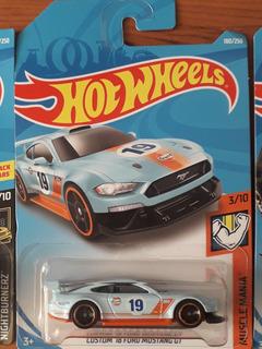 Carritos Hot Wheels Nuevos