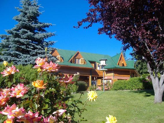 Chacra Venta - 12 Ha Trevelin, Futaleufu, Chubut, Patagonia - Cabañas, Frutas Secas, Vivienda Permanente