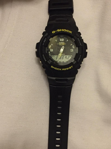 Reloj Casio G-shock 100
