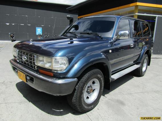 Toyota Burbuja Vx Fzj 80 Inyeccion 7psj
