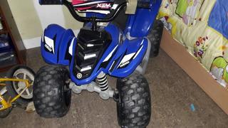 Moto Electrica 4 Rueda Yamaha Raptor