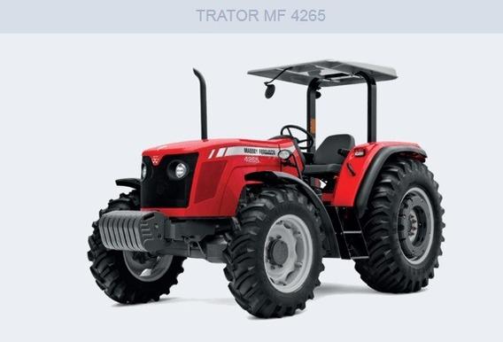 Catálogo Peças Trator Massey Ferguson Mf 4265