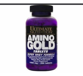 Ultimate Nutrition Amino Gold - 250 Comprimidos