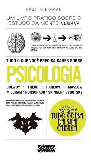 Tudo O Que Você Precisa Saber Sobre Psicologia