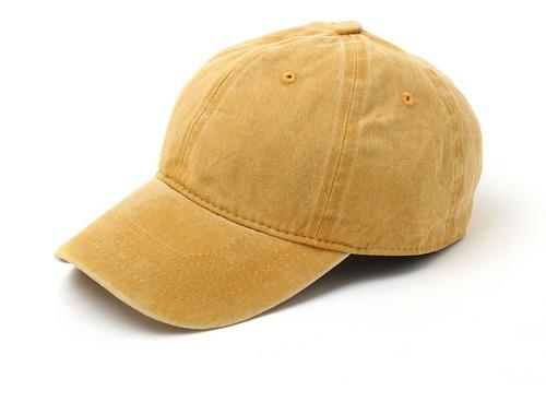 Imagen 1 de 4 de Cap Gorra Visera Sombrero Mujer Algodón Verano