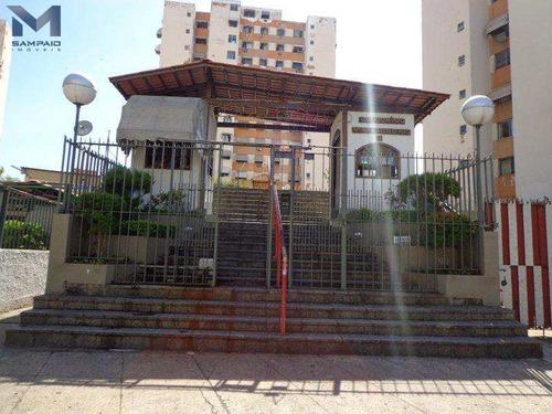 Apartamento Com 2 Dorms, Centro, Niterói, Cod: 254 - A254