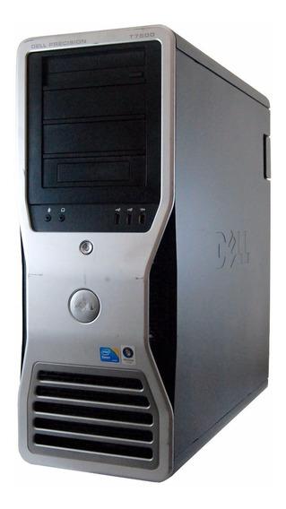 Workstation Dell Precision T7500 Xeon E5606, 12gb, 250gb