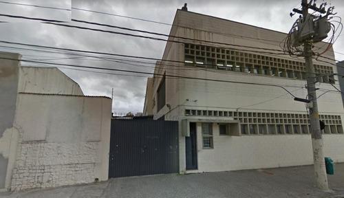 Galpão Comercial Para Venda E Locação, Brás, São Paulo. - Ga0133