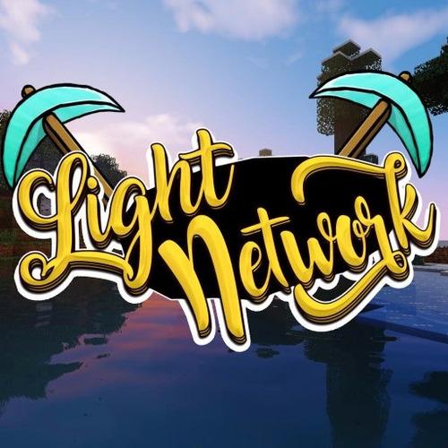 Logo Do Servidor Light Network