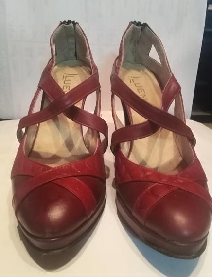 Zapatos Corium Stilletos