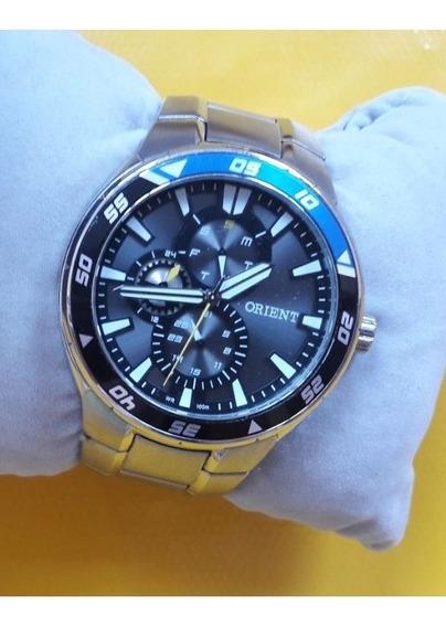 Relógio Orient Modelo Mbssmo27~029