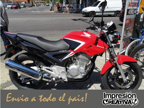 Honda Twister Cbx250 Kit Calcos Simil Originales