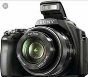 Novíssima Câmera Semi-profissional Sony Dsc-hx100v Zoom 30x