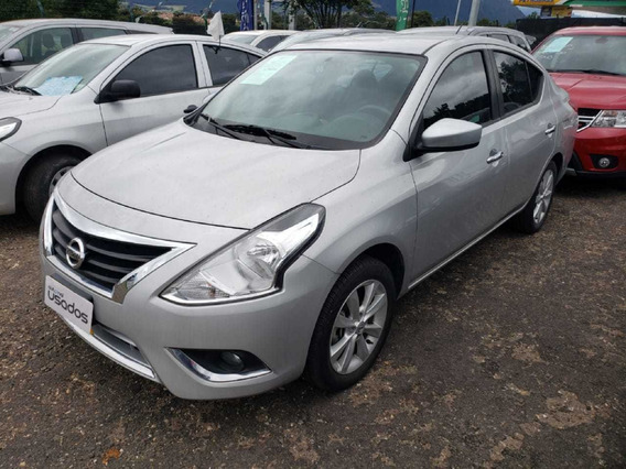 Nissan Versa Advance 1.6 2019 Emr266