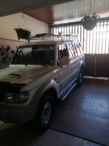 Hyundai Galloper 2001 , Negociable
