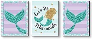 Let S Be Mermaids Baby Nursery