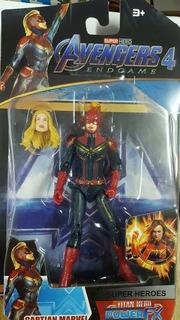 Muñeco Capitana Marvel Avengers Articulado - Oferta - Y763
