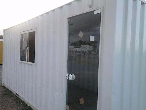 Kitnet Container Pronta Para Morar