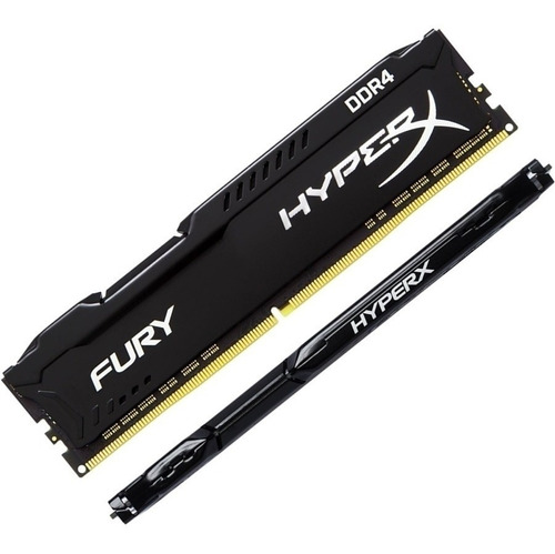 Memória Gamer Kingston Fury Hyperx Ddr4 4gb 2400 Mhz Desktop