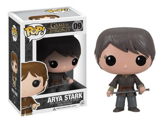 Funko Pop 09 Arya Stark Game Of Thrones