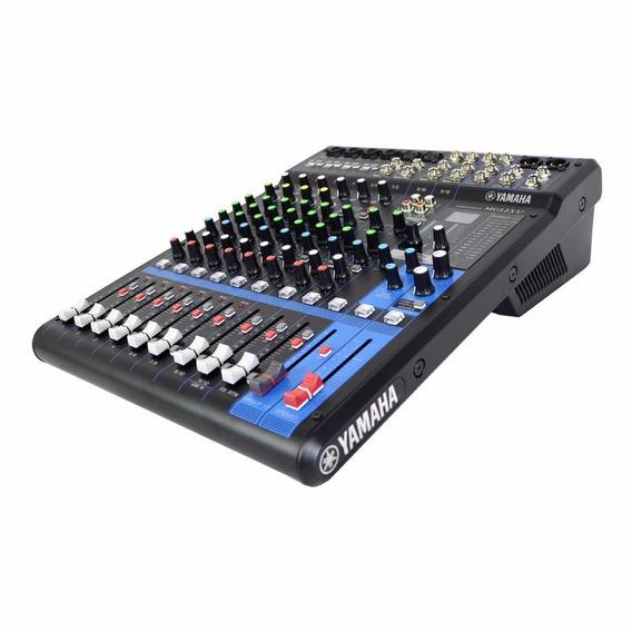 Mesa De Som Yamaha Mg12xu