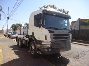 Scania 124 420 6x4 2005 Madeireiro Cabine Leito Único Dono