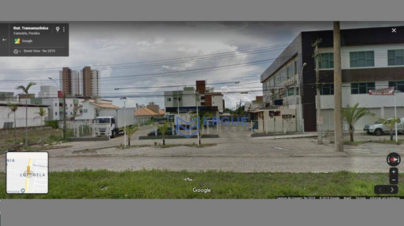 Ponto Para Alugar, 1297 M² Por R$ 4.000/mês - Intermares - Cabedelo/pb - Pt0009