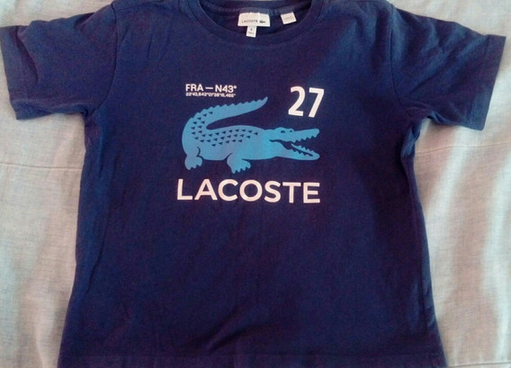 Playera Lacoste