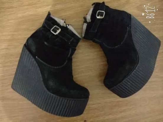 Zapatos, Botas Núm 35